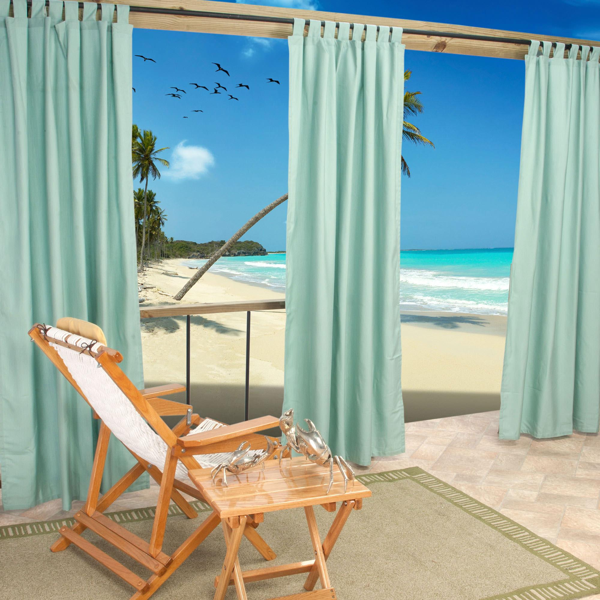 outdoor curtains clearance photo - 9