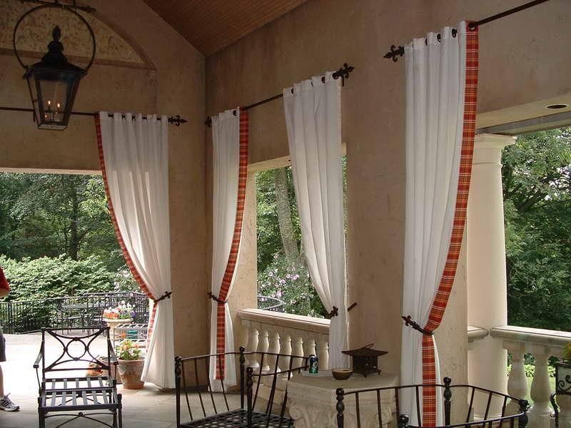 outdoor curtains for patio photo 1 - Patio Curtains