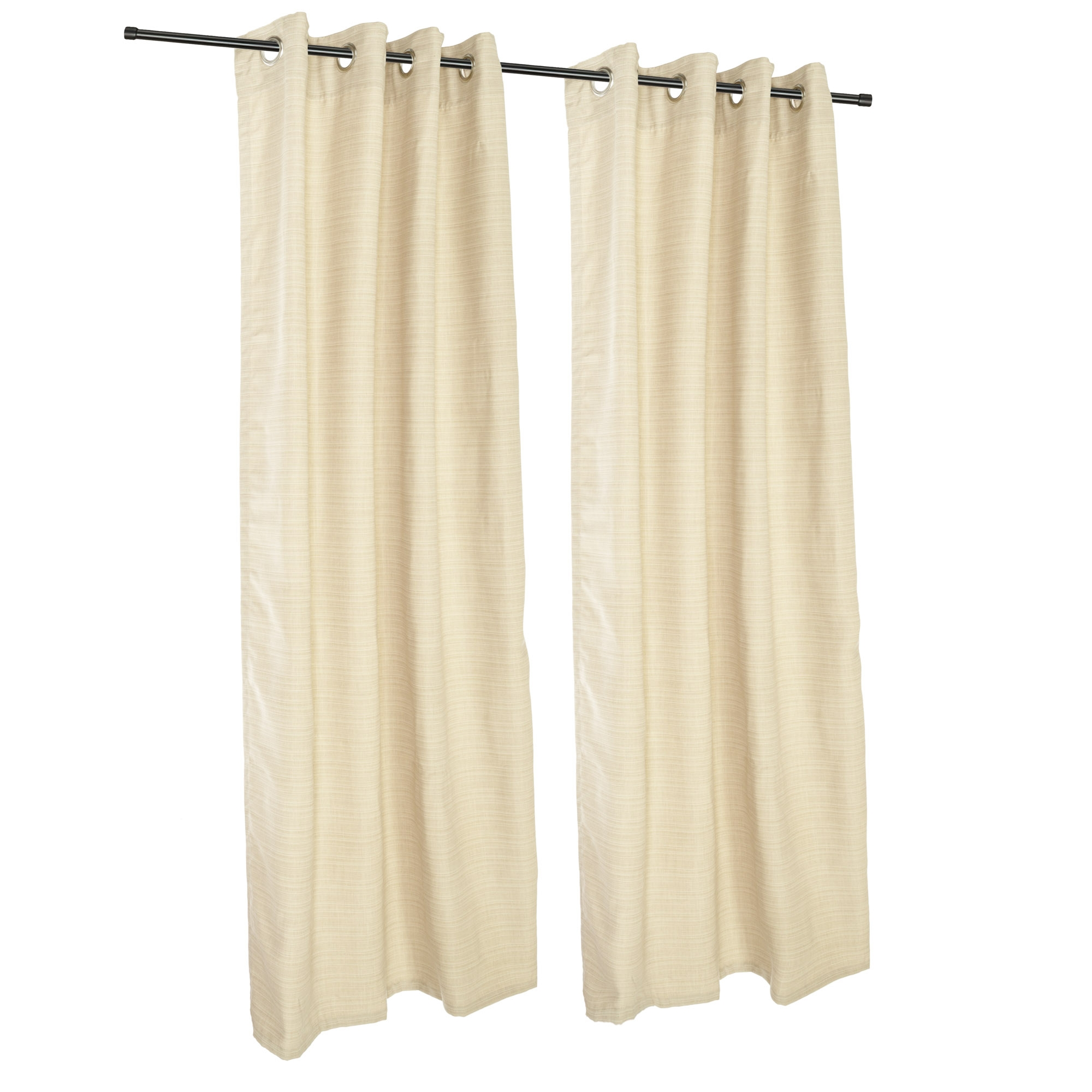 outdoor curtains sunbrella photo - 1