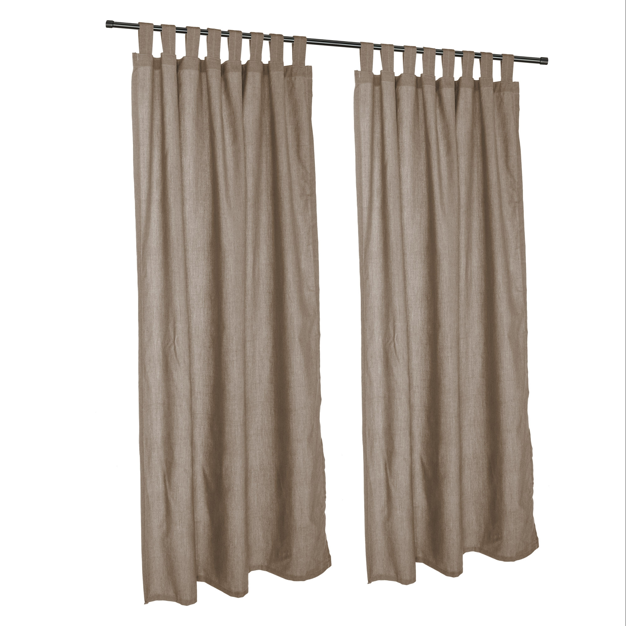 outdoor curtains sunbrella photo - 10