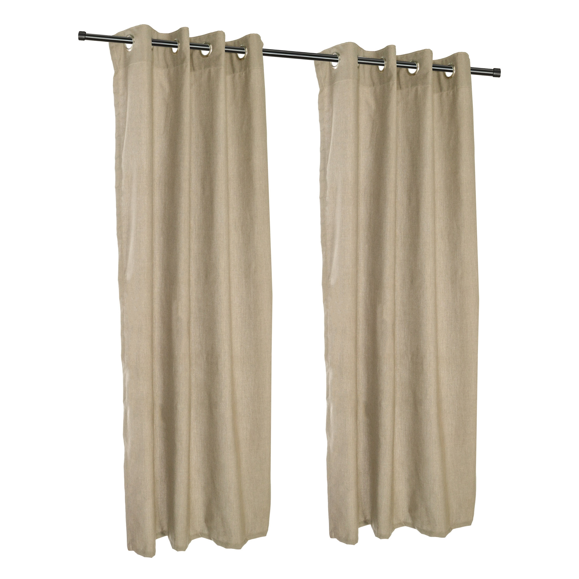 outdoor curtains sunbrella photo - 2