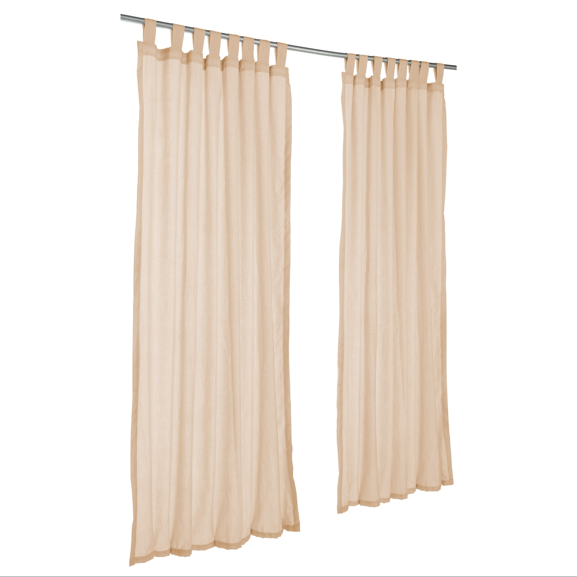 outdoor curtains sunbrella photo - 4