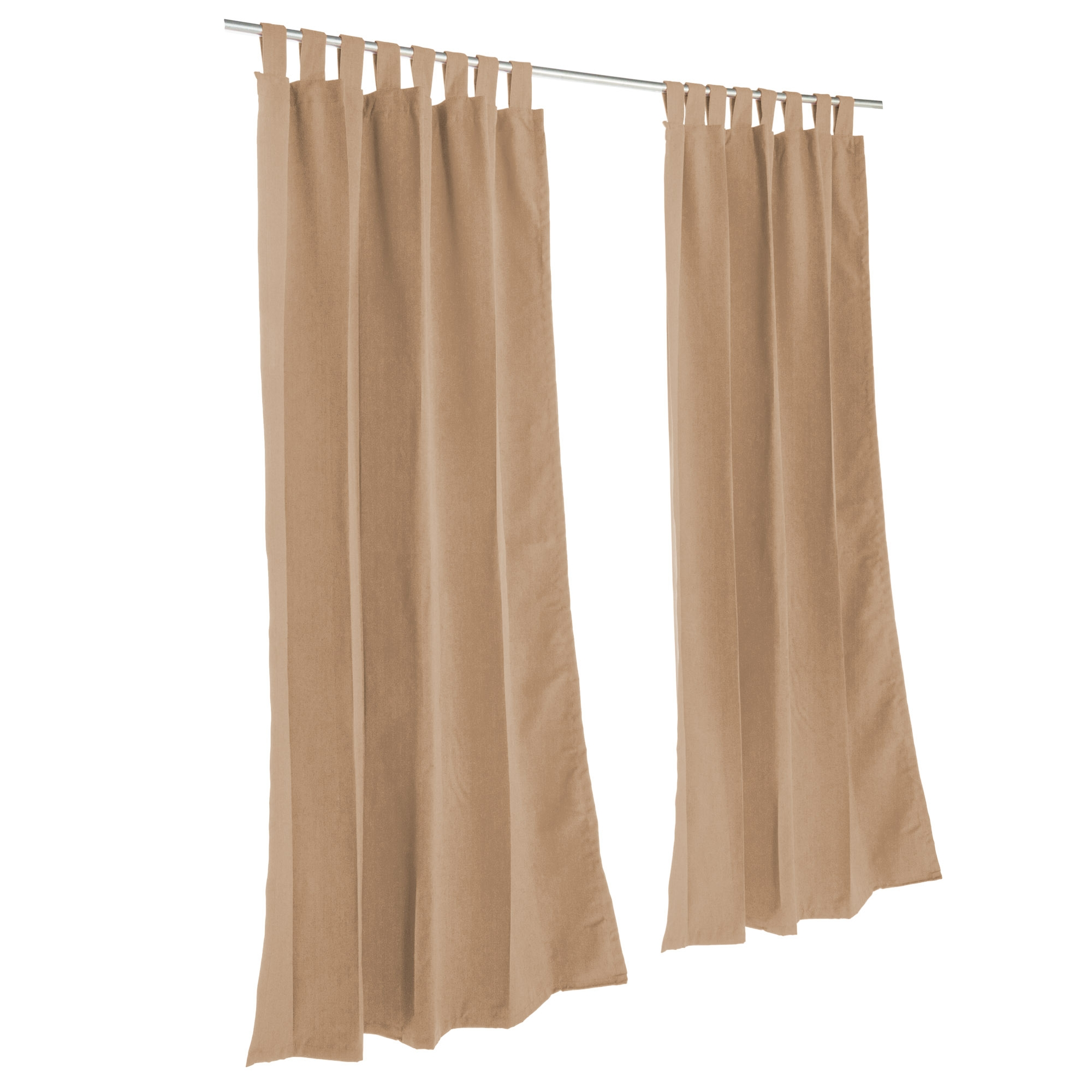 outdoor curtains sunbrella photo - 8