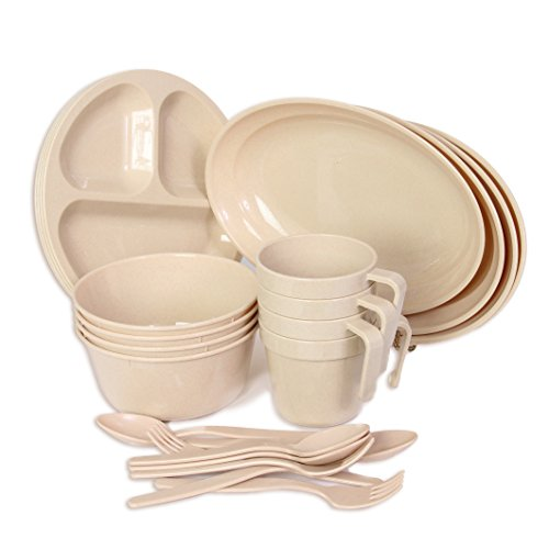 outdoor dining plate sets photo - 9
