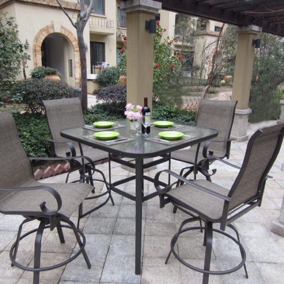 outdoor dining sets benches photo - 3