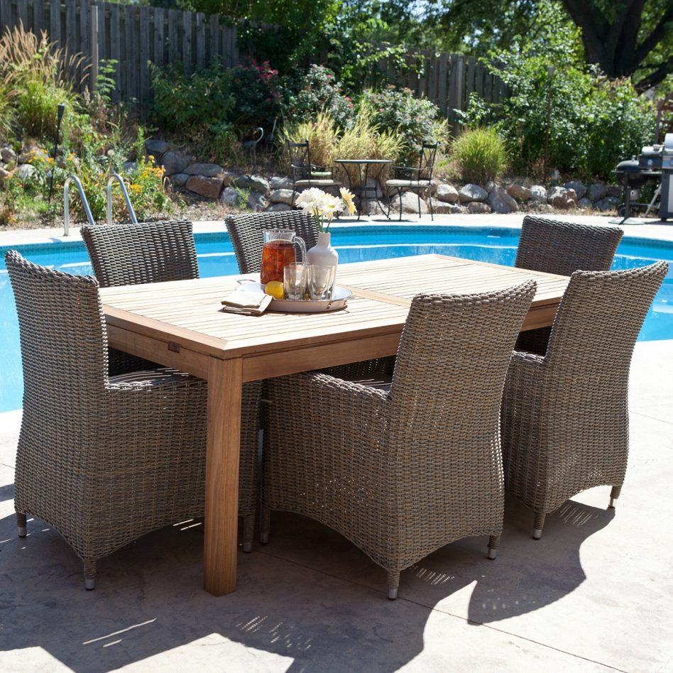 outdoor dining sets clearance photo - 1