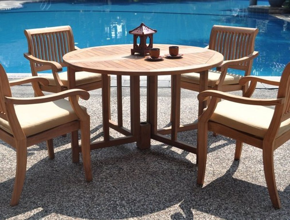 outdoor dining sets costco photo - 9