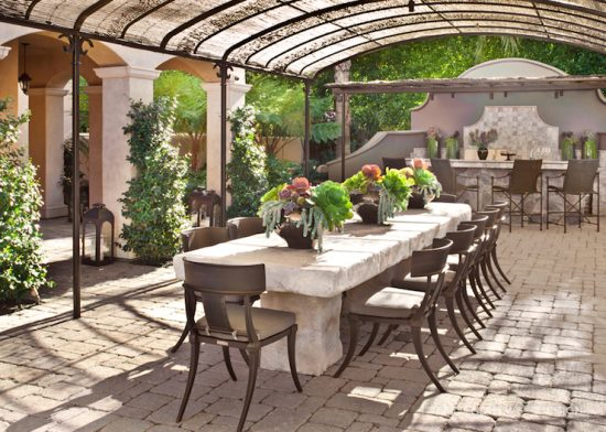 outdoor dining tables guide photo - 3