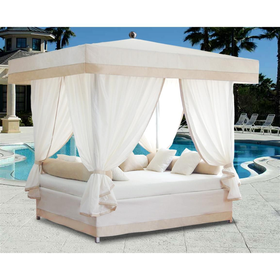outdoor furniture lounge bed photo - 3