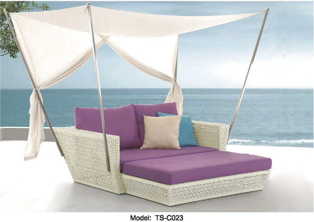 outdoor furniture lounge bed photo - 5