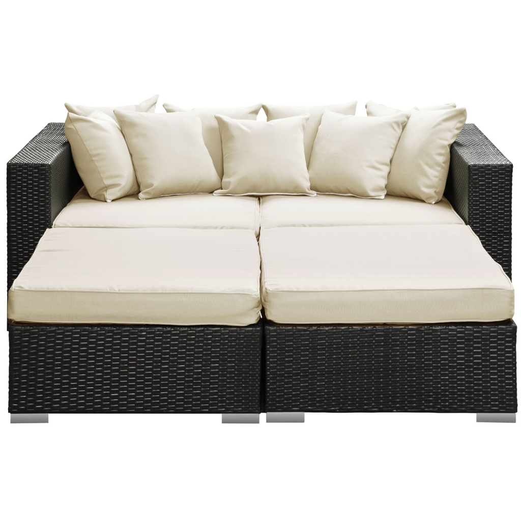 outdoor furniture lounge bed photo - 7