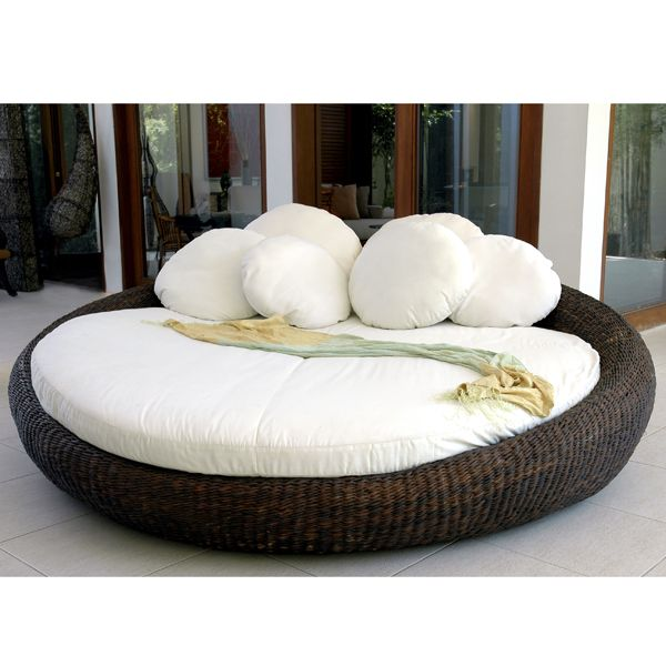 outdoor furniture lounge bed photo - 8