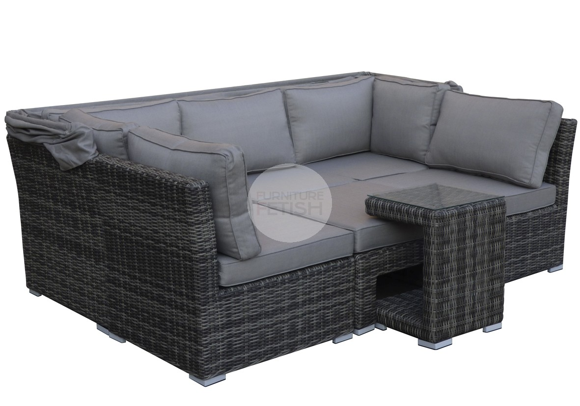 outdoor furniture lounge bed photo - 9