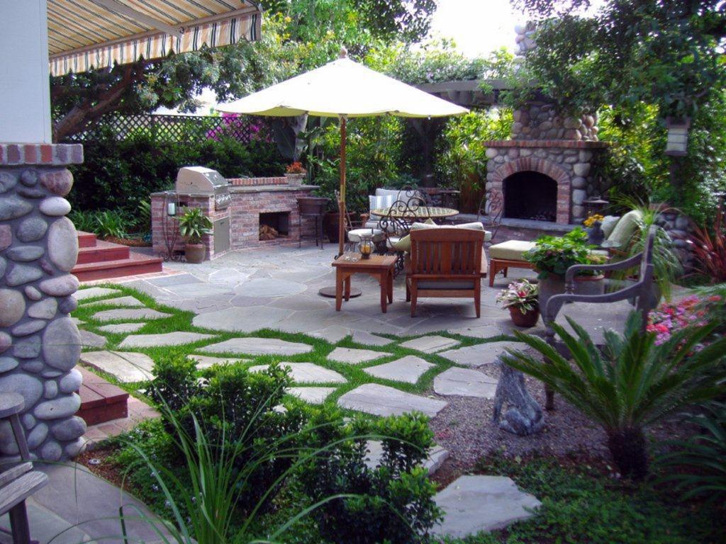 outdoor garden design ideas photo - 3