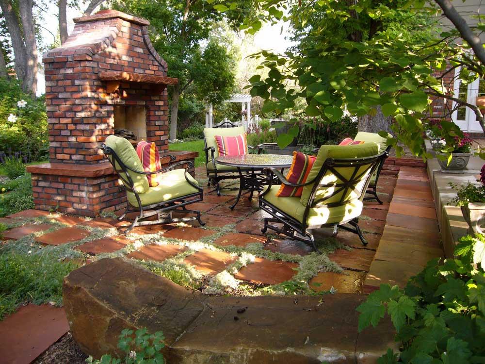 outdoor garden design ideas photo - 6