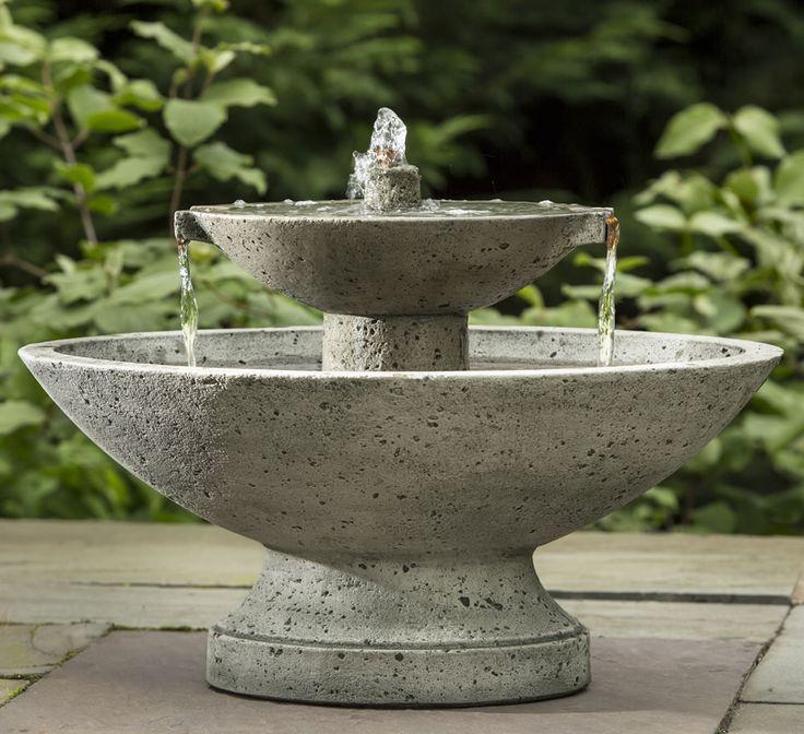 outdoor garden drinking fountain photo - 5