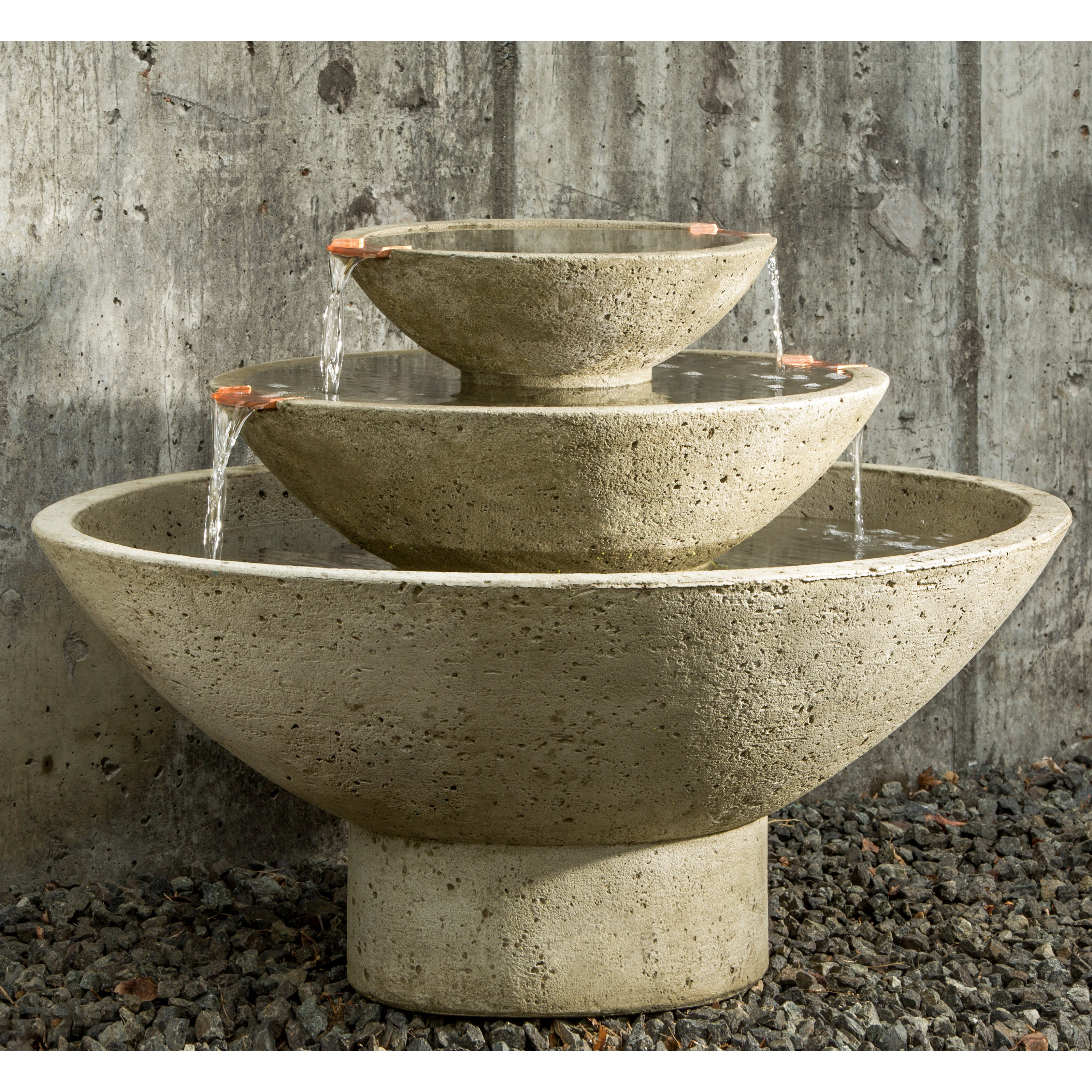 outdoor garden fountains photo - 1