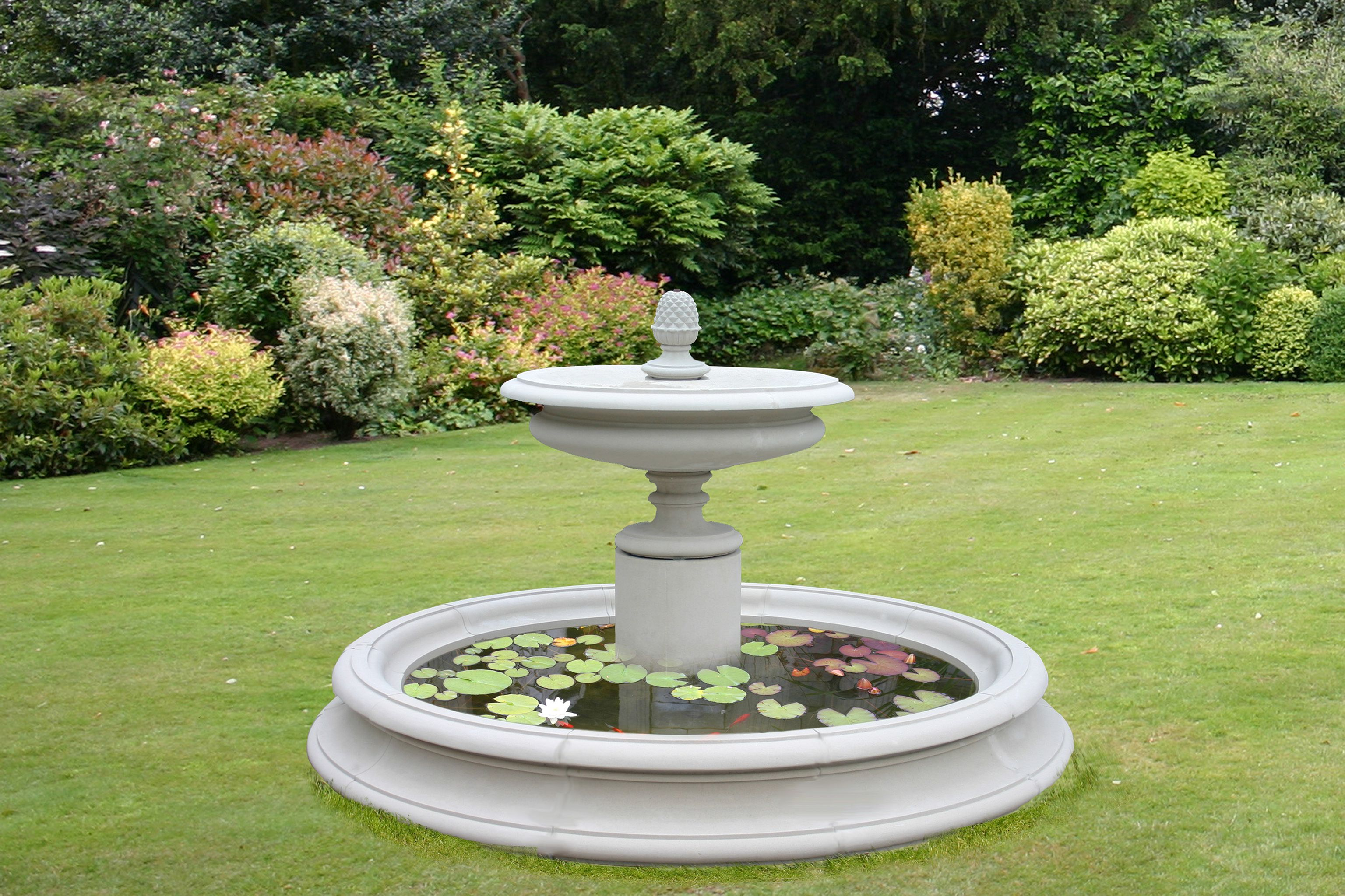 outdoor garden fountains photo - 6