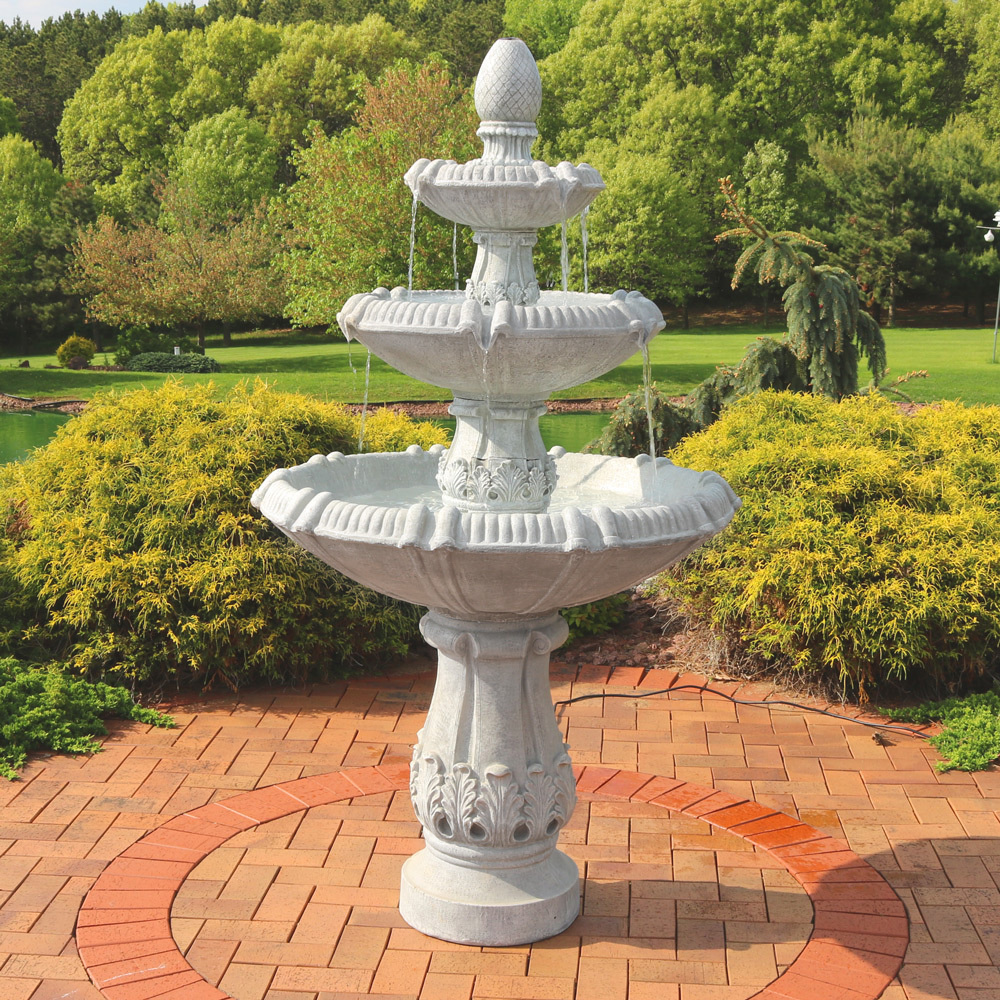 outdoor garden fountains photo - 7