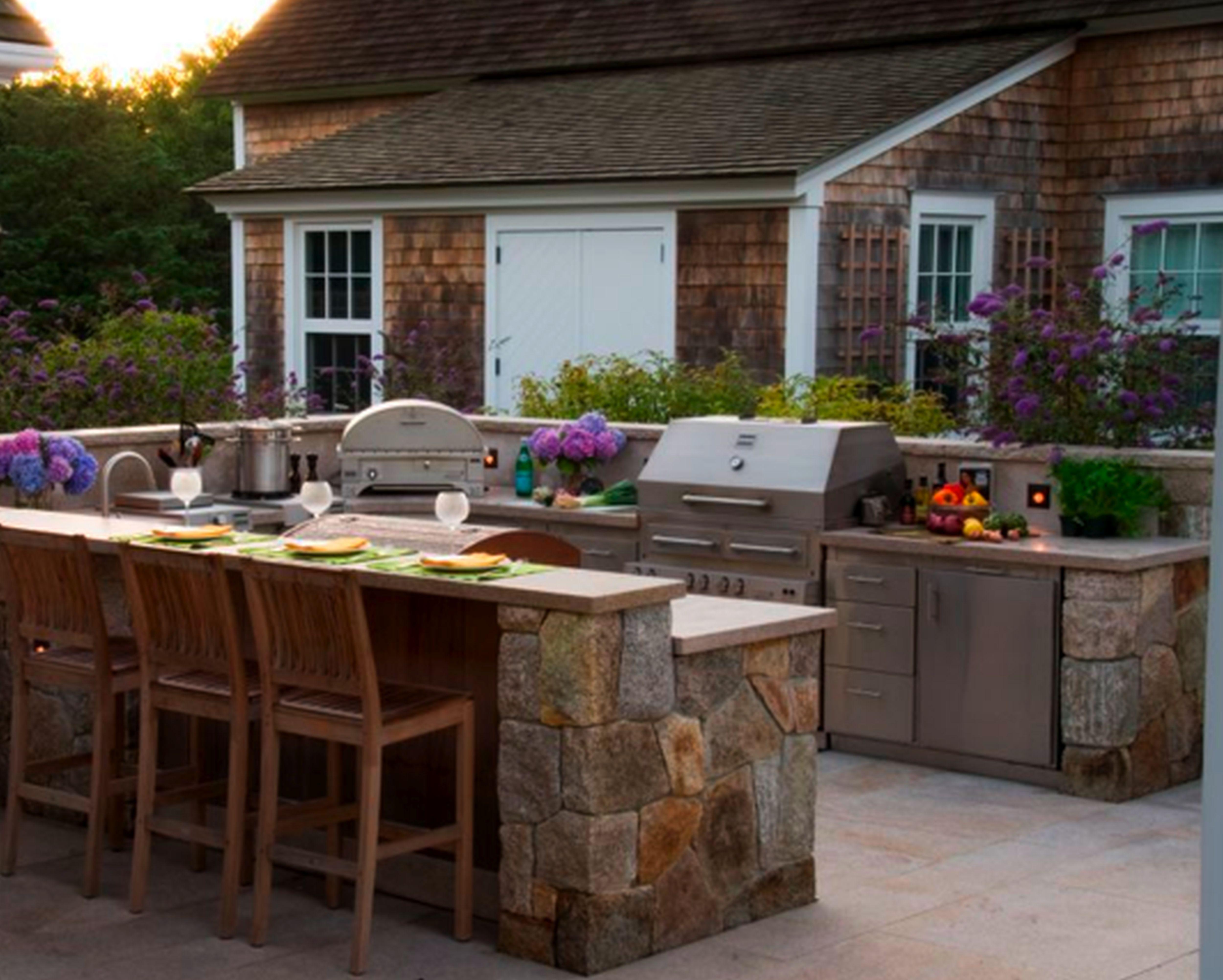 outdoor kitchen accessories photo - 10
