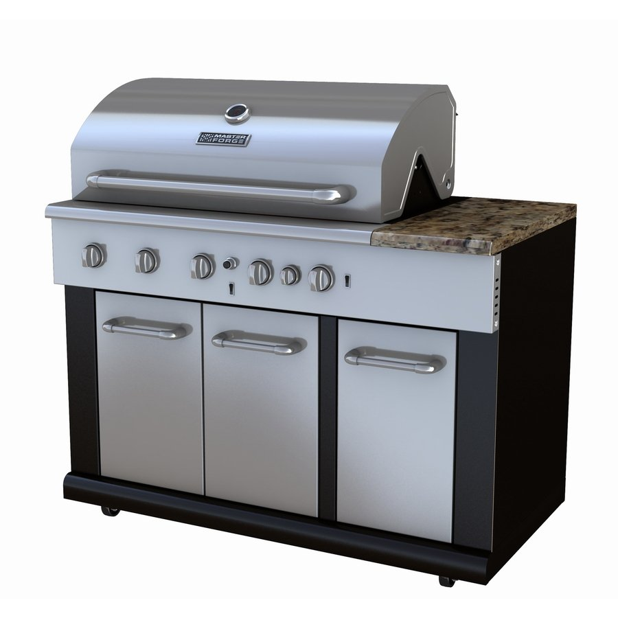outdoor kitchen appliances photo - 4
