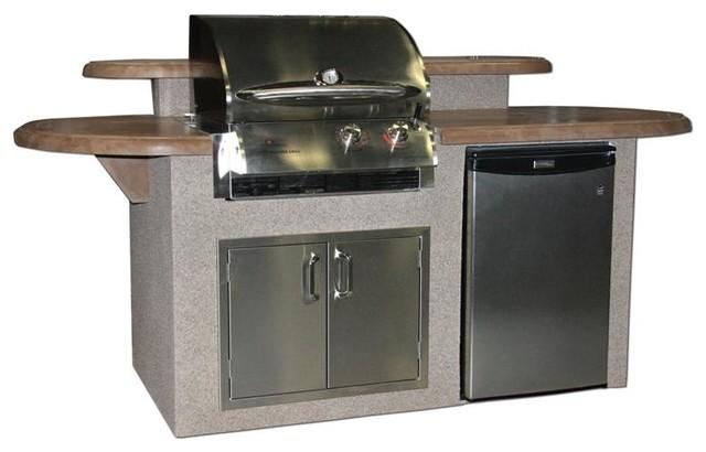 outdoor kitchen appliances photo - 5