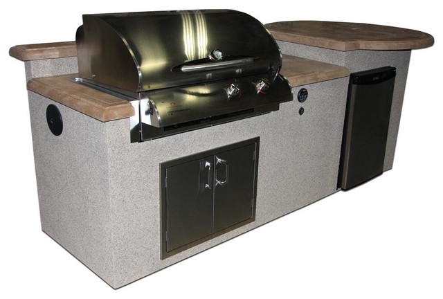 outdoor kitchen appliances photo - 7