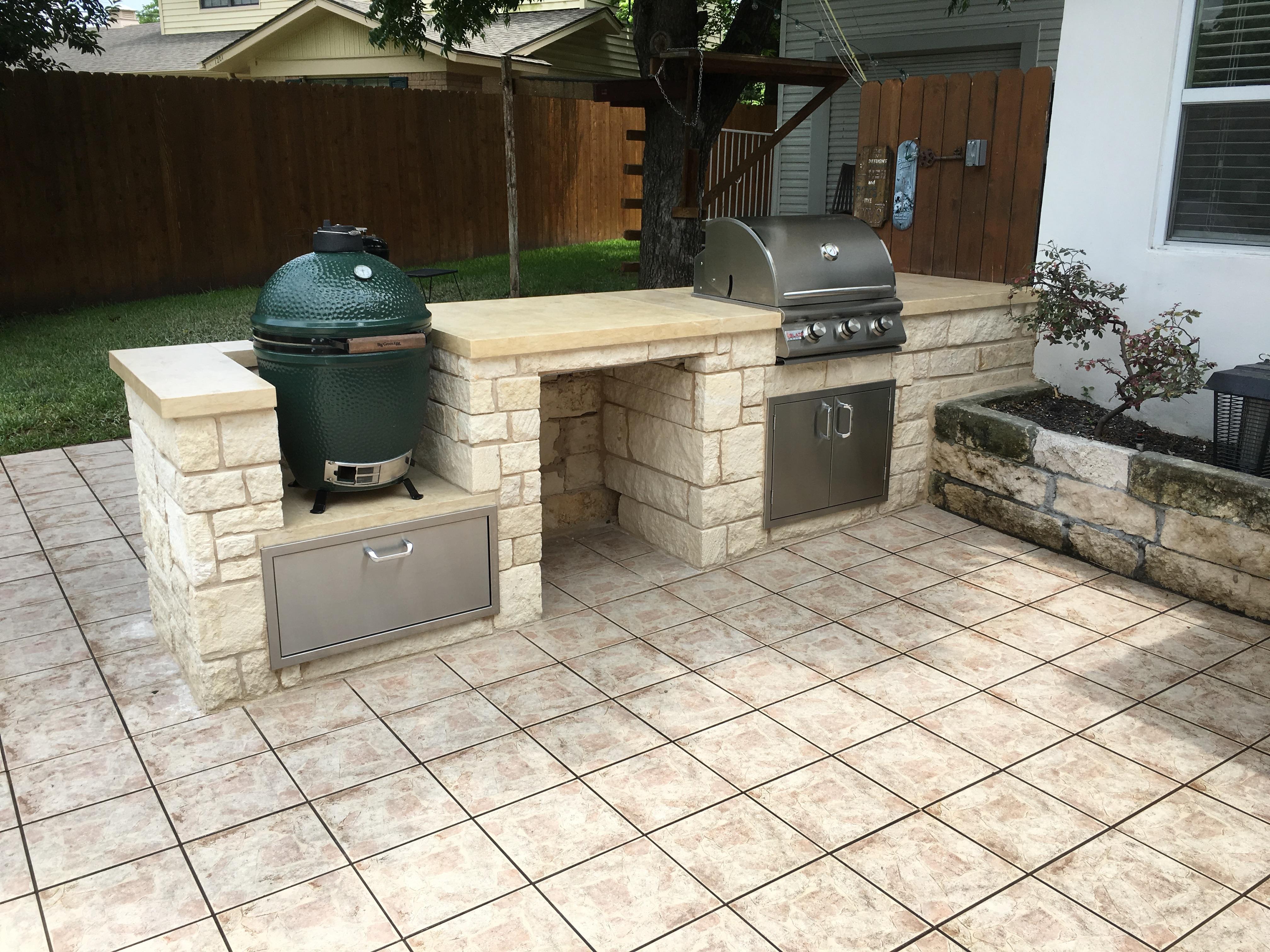 Outdoor kitchen austin | Hawk Haven