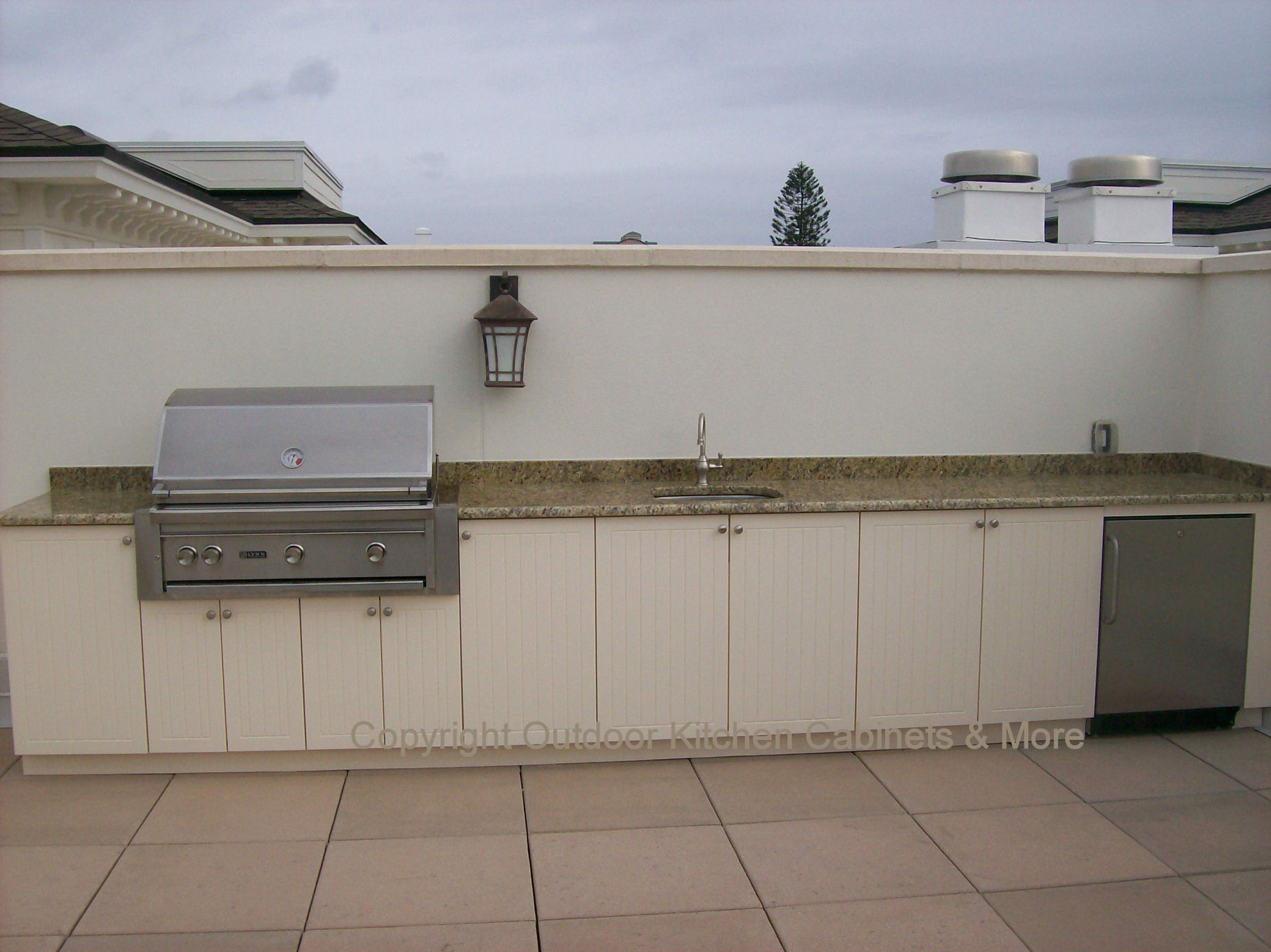 outdoor kitchen cabinets photo 1 - Outdoor Kitchen Cabinets