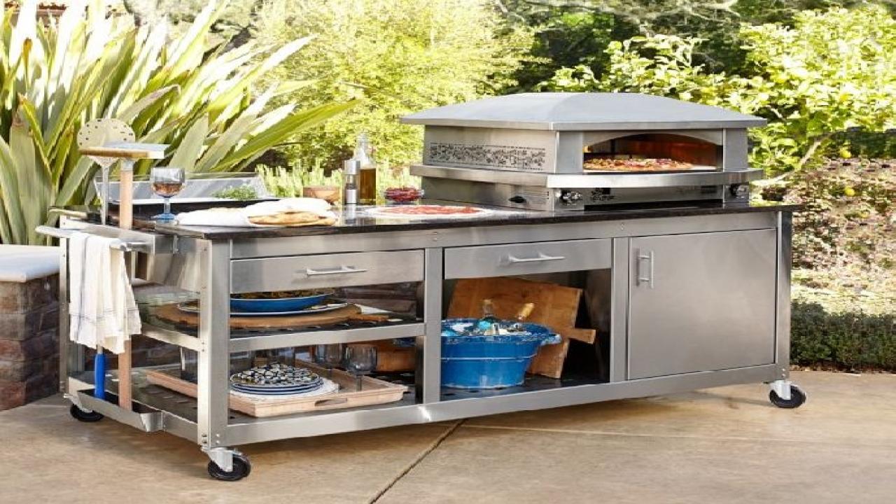 outdoor kitchen equipment photo - 10