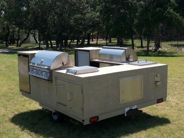 outdoor kitchen equipment photo - 4