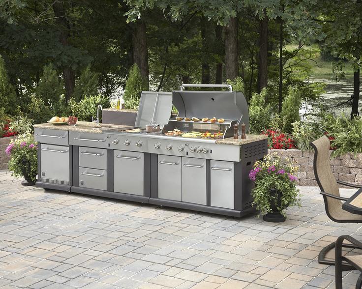 outdoor kitchen equipment photo - 7