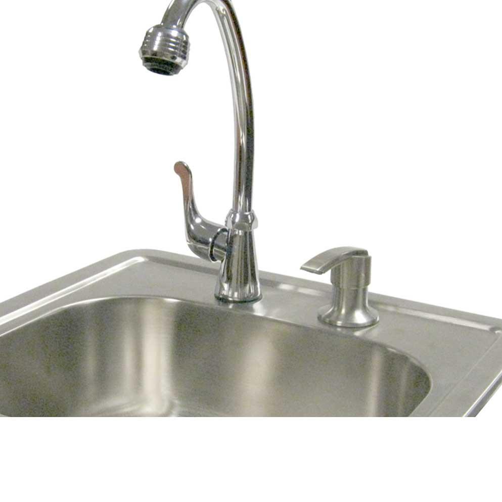 Outdoor kitchen faucet | Hawk Haven