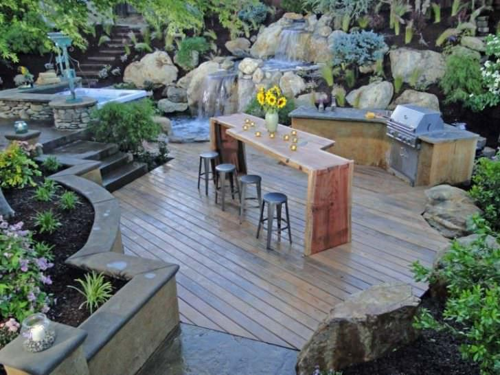 outdoor kitchen ideas diy photo - 10