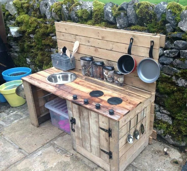 outdoor kitchen ideas diy photo - 3