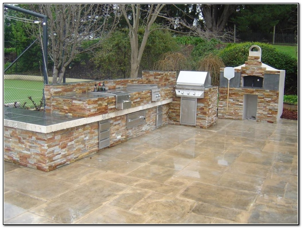 outdoor kitchen ideas diy photo - 5