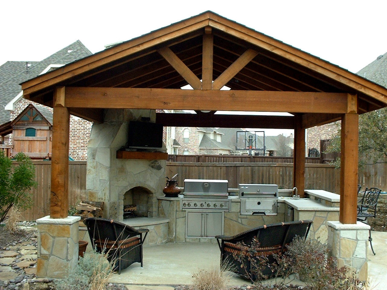 outdoor kitchen images photo - 8