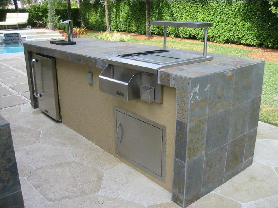 outdoor kitchen island plans photo - 5