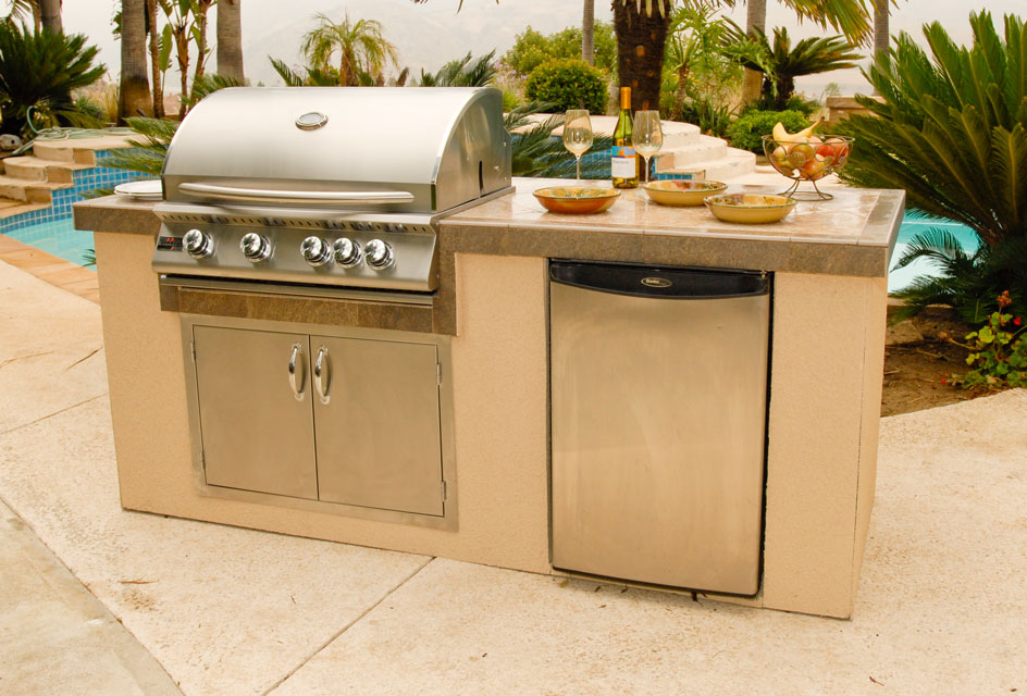 outdoor kitchen kits photo - 2
