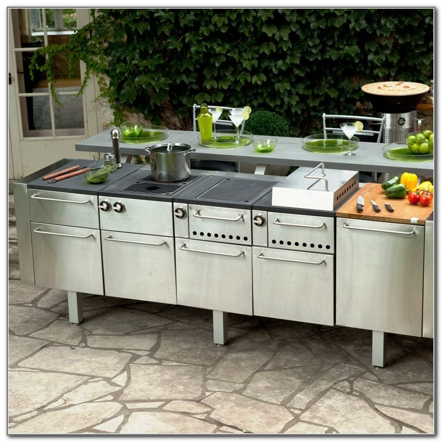 outdoor kitchen kits photo - 6