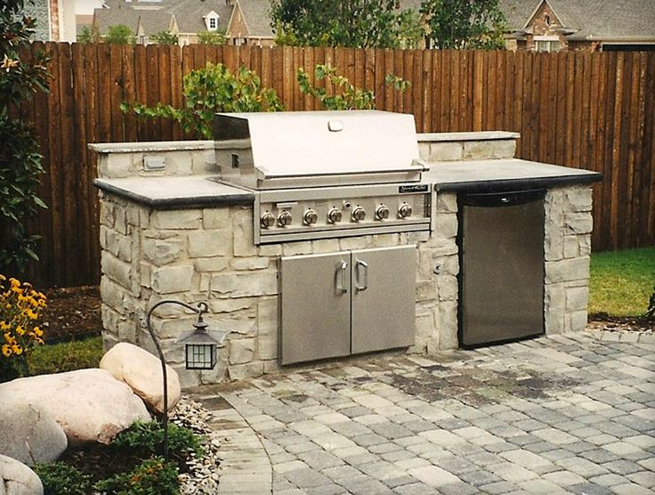outdoor kitchen kits photo - 7