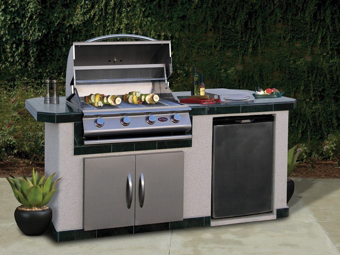 outdoor kitchen kits photo - 9