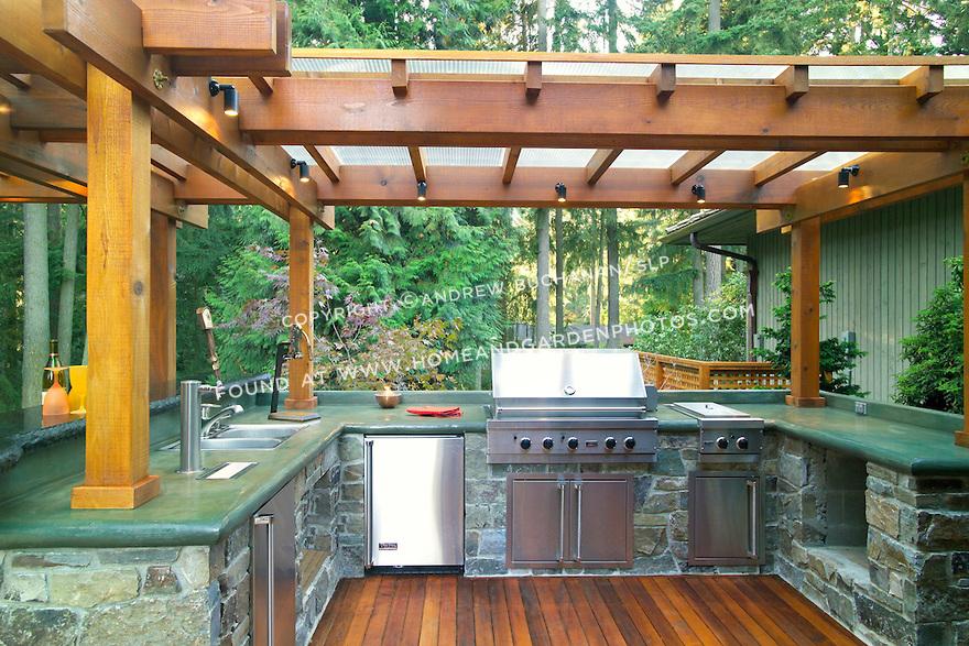 outdoor kitchen lakewood ranch photo - 1