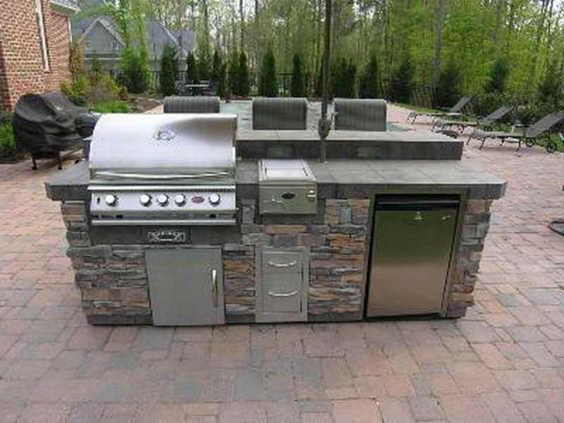 Outdoor kitchen lowes | Hawk Haven