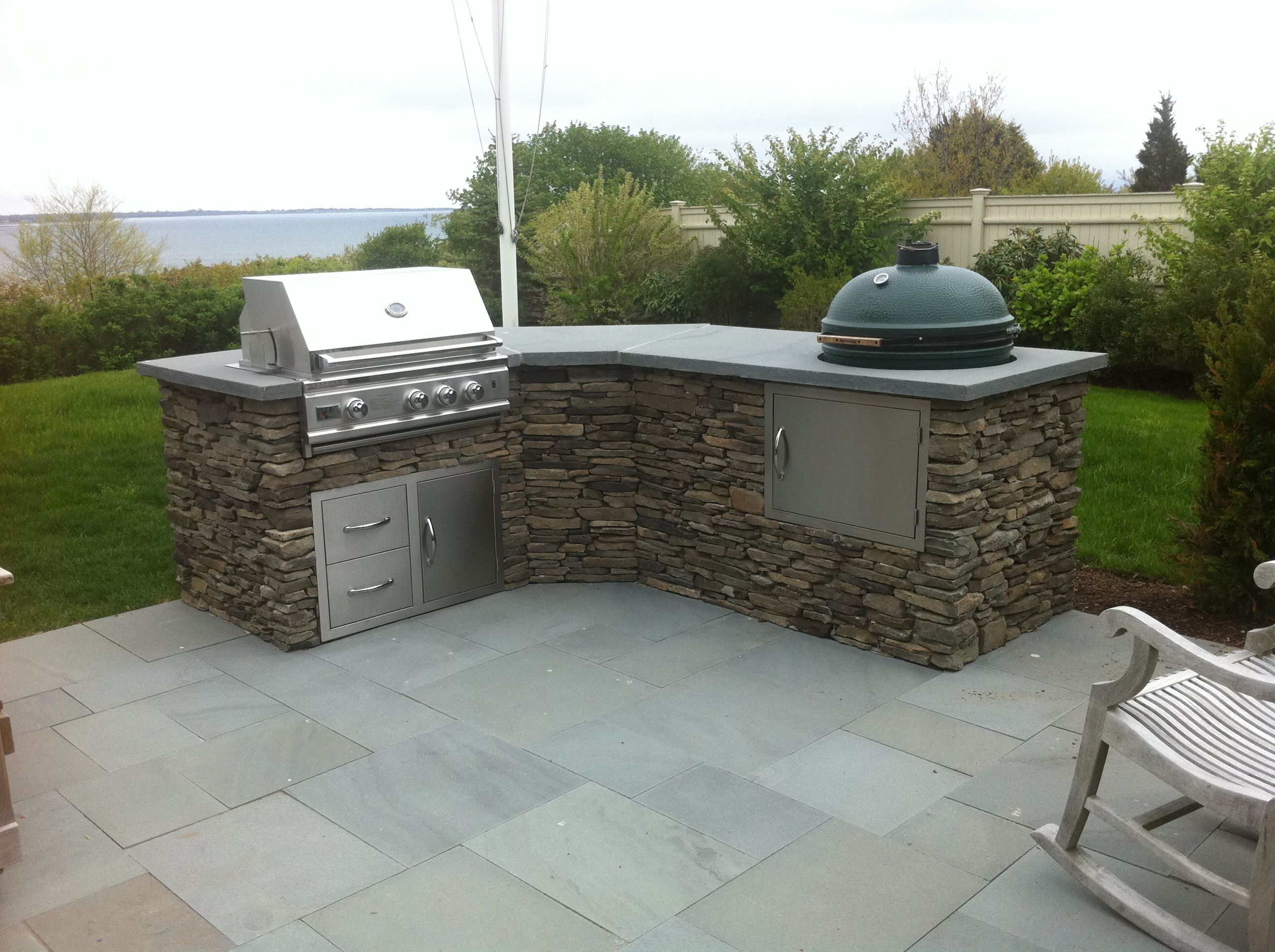 outdoor kitchen lowes photo - 5