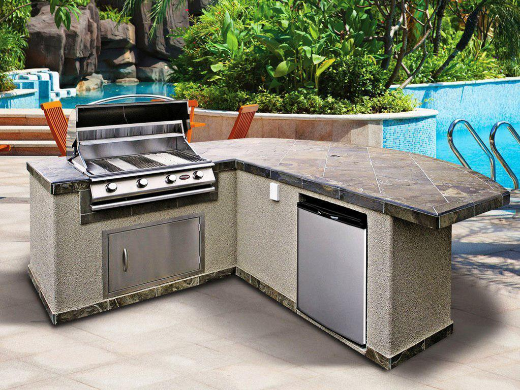 outdoor kitchen lowes photo - 9