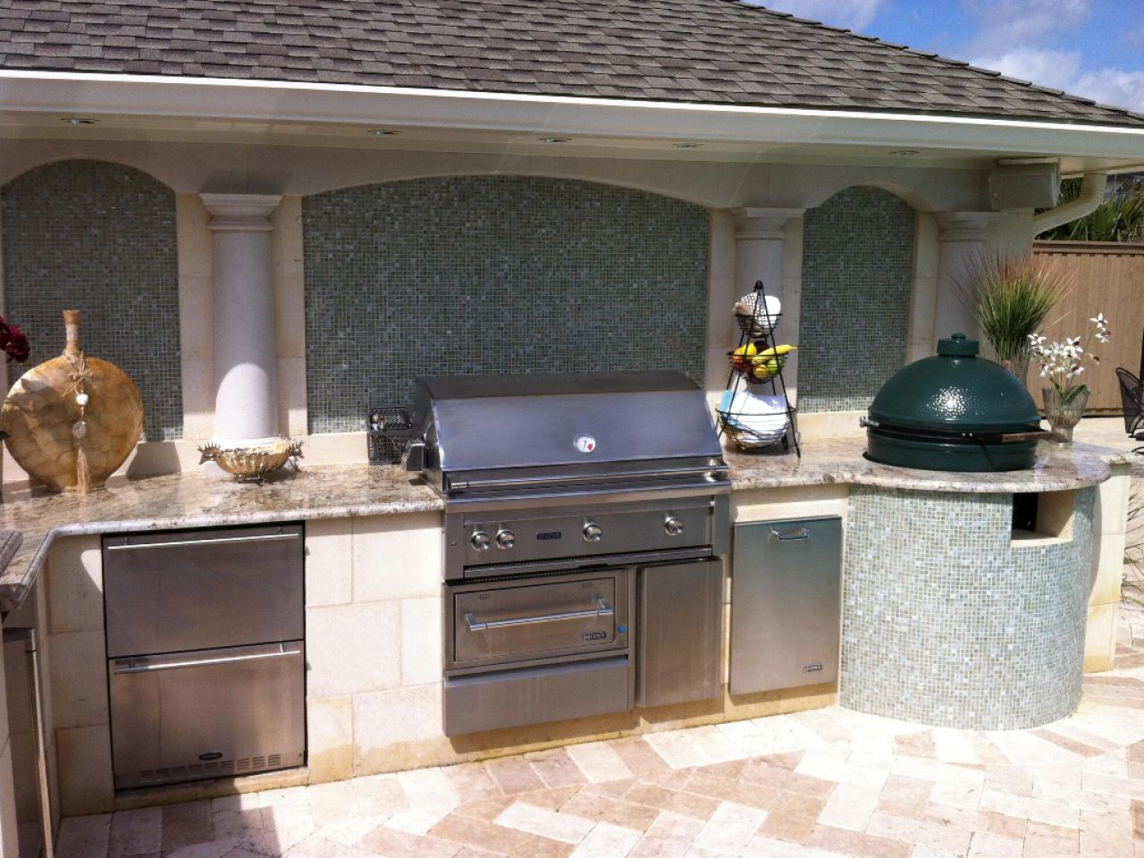 outdoor kitchen pictures photo - 6