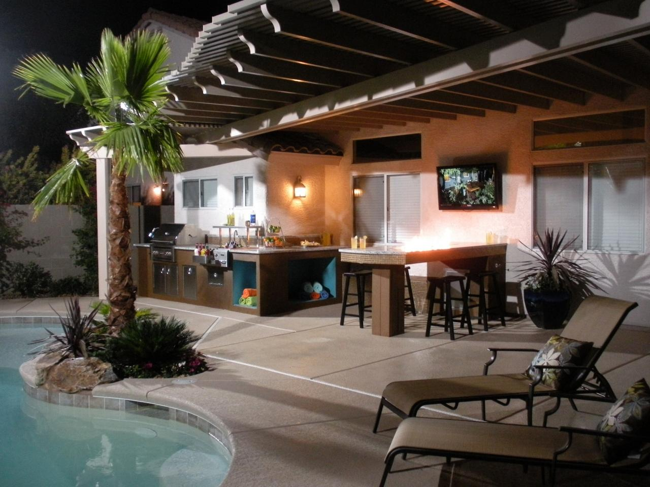 outdoor kitchen pictures photo - 8