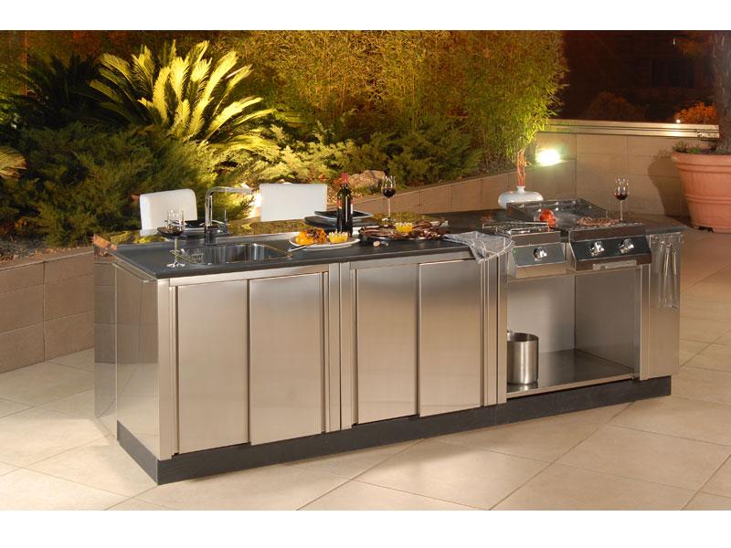 outdoor kitchen units photo - 1
