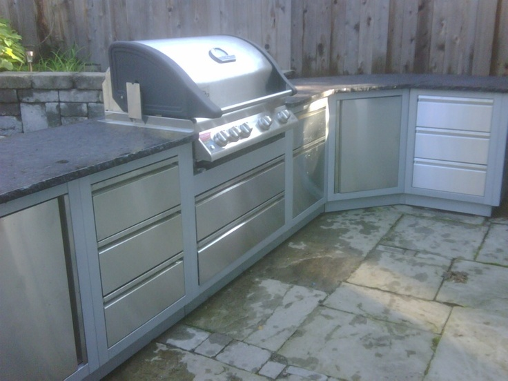 outdoor kitchen units photo - 10